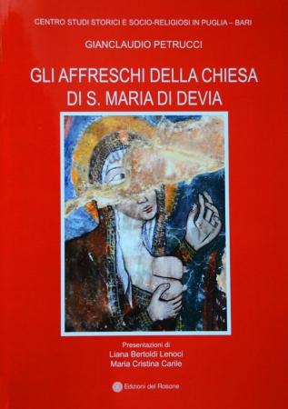 Chiesa S. Maria di Devia - Affreschi