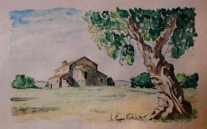 Santa Maria di Devia - Monte d'Elio