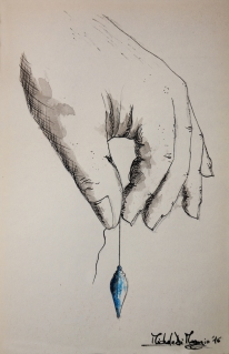 """""""La Verità - Una piccola verifica"""" - 2016 - (21a RIproduzione) (Collezione Privata - Giussano (MB))"""