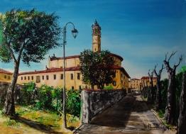 """""""Pagnano - Via Rimembranze"""" - 2014 - Pagnano - Fraz. di Merate (LC) (Collezione Privata - Lierna (LC))"""